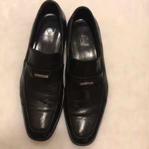 Men's Bruno Magli leather loafers